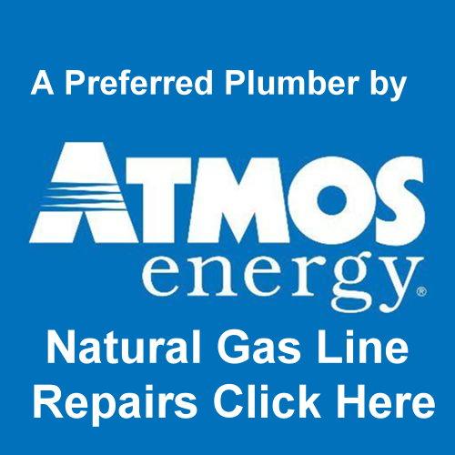 Atmos Energy Natural Gas Line Repairs