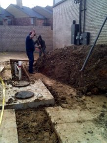 Commercial repairs also by ANS Plumbing