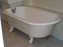 New Bathtubs installed by ANS Plumbing